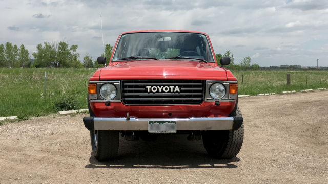 Toyota Merritt Island >> 1985 Toyota Land Cruiser FJ60 for sale in Merritt Island ...