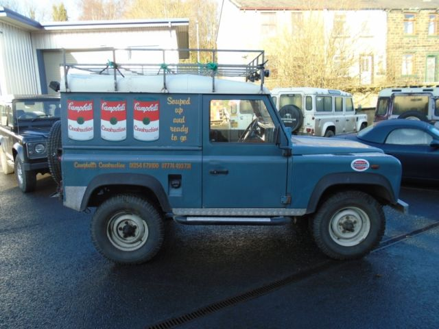 Land Rover Defender For Sale Texas >> 1986 (D) LAND ROVER DEFENDER 90 HARD TOP 2.5 DIESEL for sale in Bryan, Texas, United States