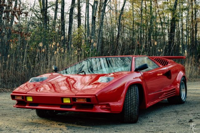 1986 Lamborghini Countach Kit Car For Sale In Suncook New Hampshire