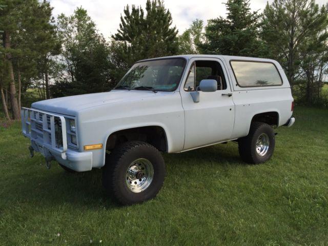 1986 M1009 CUCV Blazer for sale in Colorado Springs