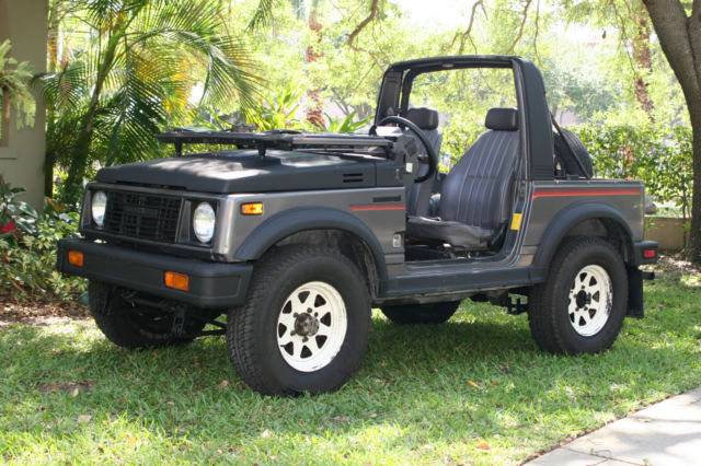 Suzuki Samurai Parts For Sale In Florida
