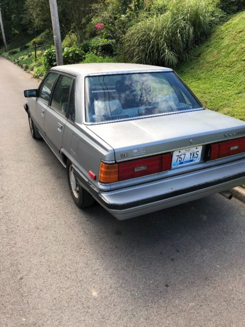 1986 toyota camry le for sale in gaithersburg maryland united states. Black Bedroom Furniture Sets. Home Design Ideas