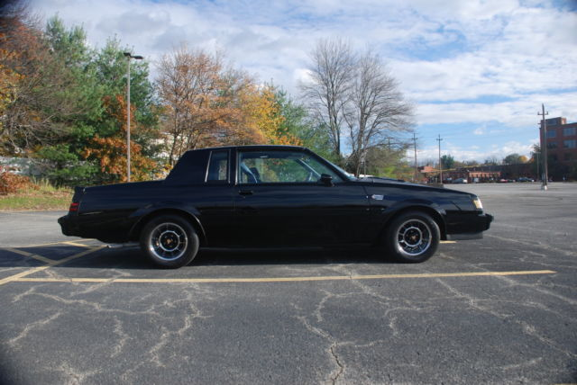 1987 Buick Grand National T Top For Sale In Ashland Virginia
