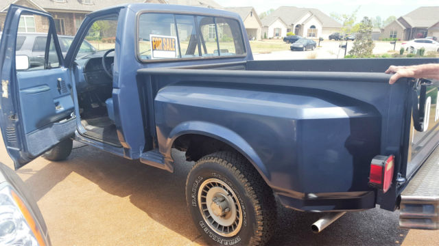 1987 Ford F150 Pickup Truck Sidestep for sale in Jackson ...