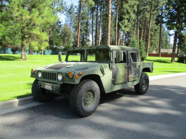 1987 Hummer M998 Military 4x4 Willys MB Jeep WW2 WWII ford GPW 1942