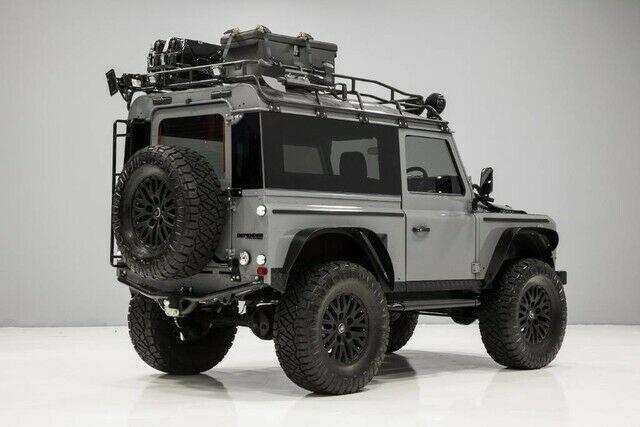 1987 Land Rover Defender 90 Custom Built By Alpha