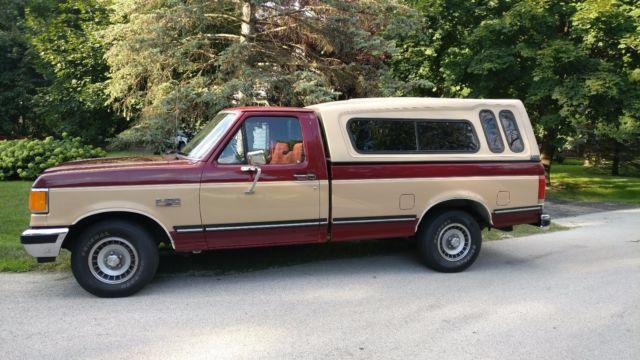 1988 ford f150 f 150 xlt lariat 1987 1989 1990 1991 1992 1993 1994 1995 1996 for sale in palos. Black Bedroom Furniture Sets. Home Design Ideas