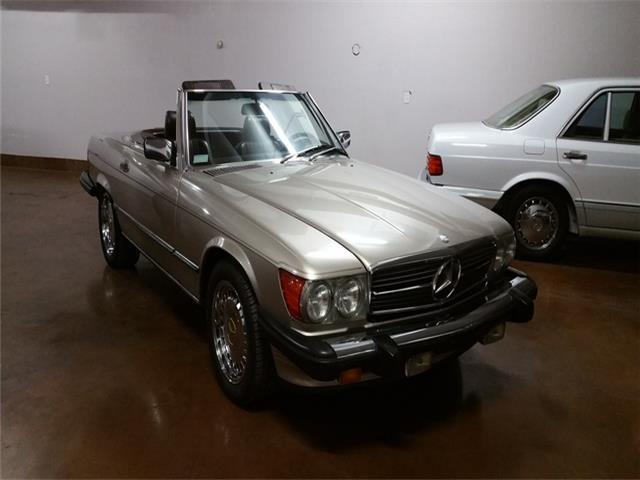 1988 mercedes benz 560sl 71k miles arizona car for sale for 1988 mercedes benz 560sl for sale