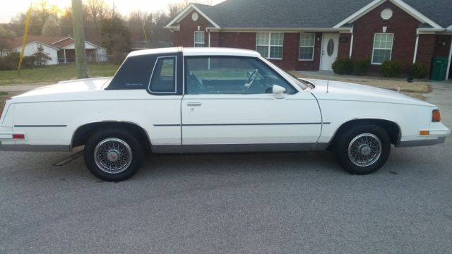 1988 Oldsmobile Cutlass Supreme Brougham For Sale In Radcliff Kentucky United States