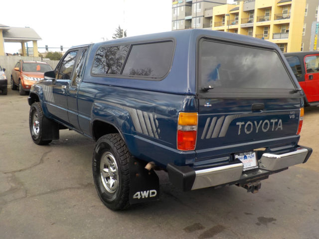 1988 toyota pickup sr5 extended cab pickup 2 door 3 0l for. Black Bedroom Furniture Sets. Home Design Ideas