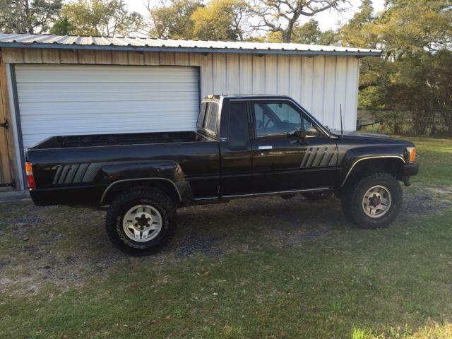 1988 Toyota Pickup Truck Xtra Cab Sr5 4x4 Tacoma 22re For