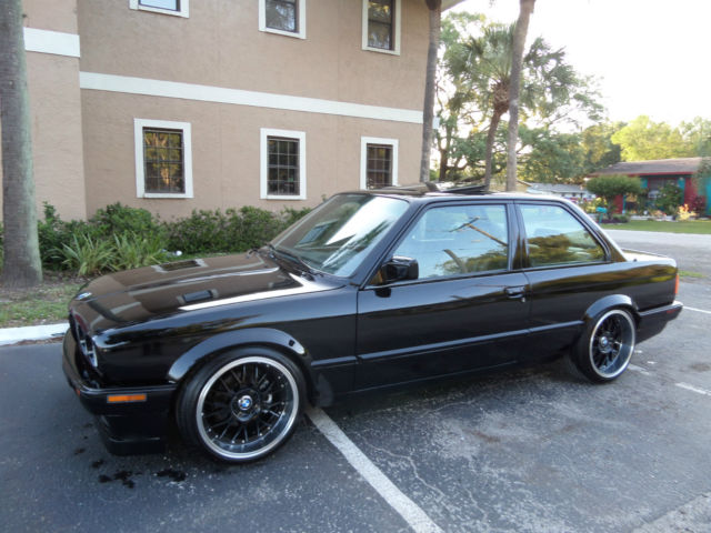1989 BMW 325i Coupe Auto E30 For Sale In Tampa, Florida
