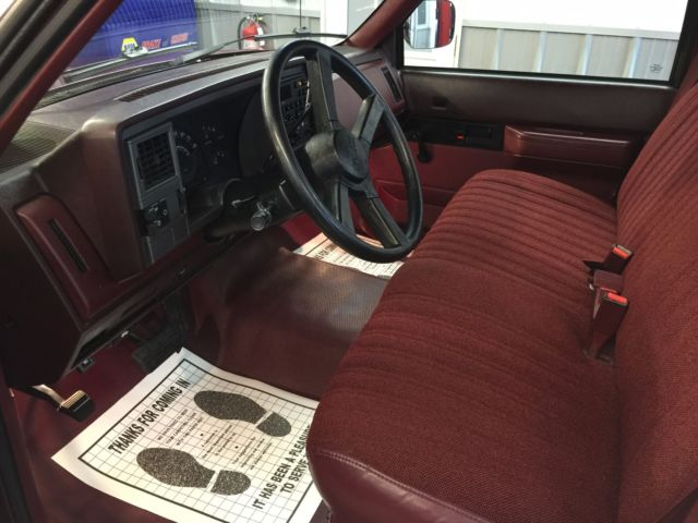 1989 GMC Sierra 1500 SLX 36,000 Original Miles, Super Clean