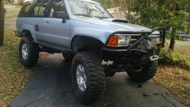 1989 toyota 4runner 3 4l and solid axle swap for sale in gold hill oregon united states. Black Bedroom Furniture Sets. Home Design Ideas