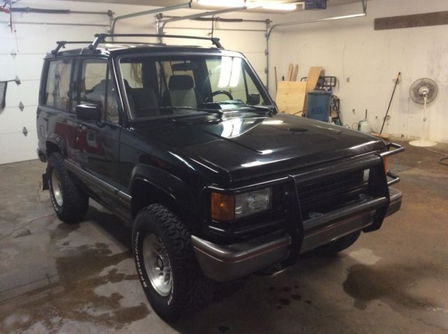 1989Isuzu Trooper RS Sport Utility 2-Door 2 6L for sale in