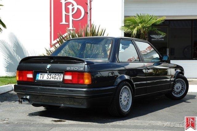 1990 BMW 320is (E30 M3 16v 2.0L) Manual, Rare Italian M3 ...
