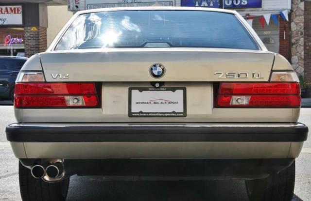 1990 BMW 7 Series 750il