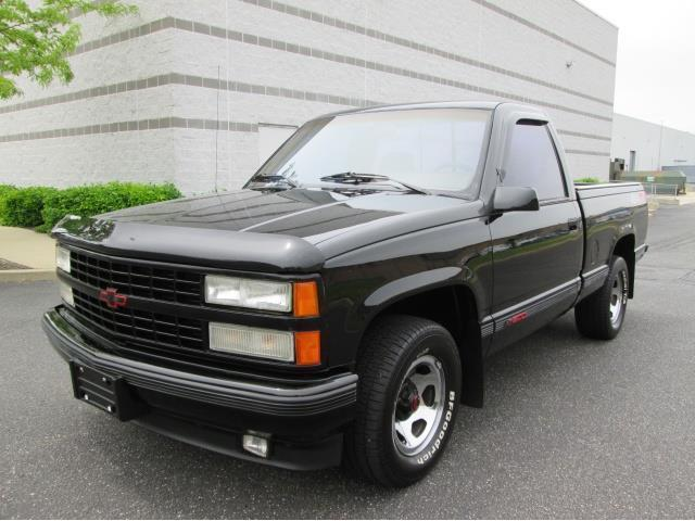1990 Chevrolet 454 SS Pick Up Only 37K Miles Rare Find Sharp Truck