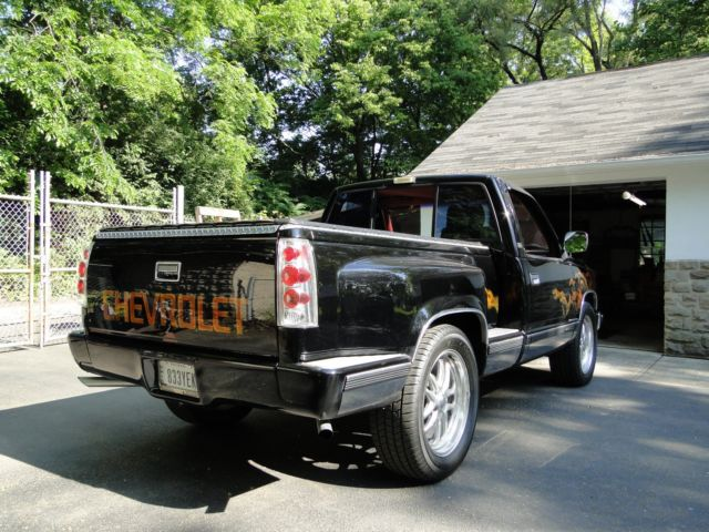 1988 chevy c10 stepside