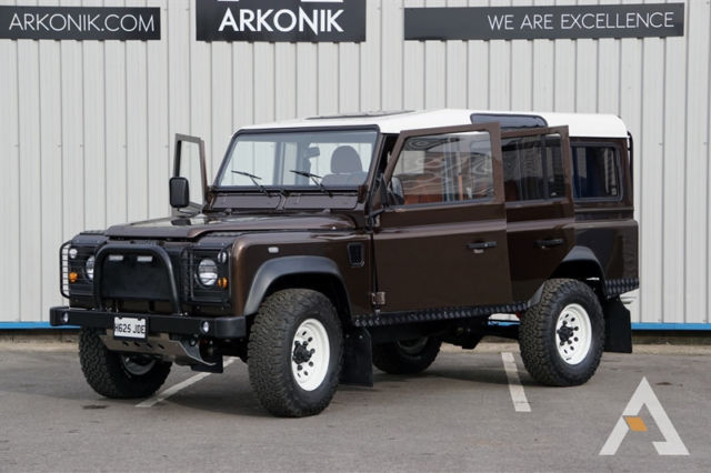 1990 Defender 110 Built By Arkonik In England Less Than