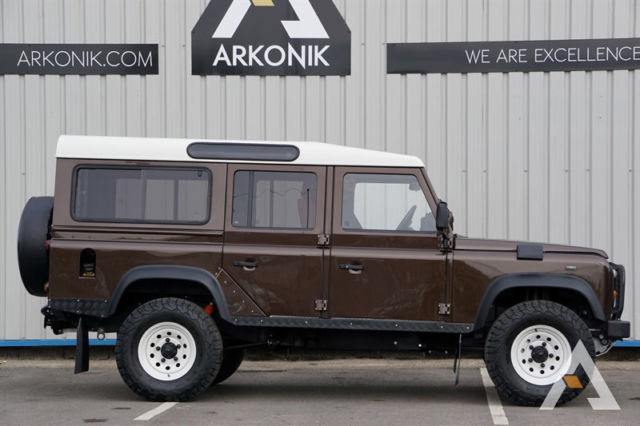 1990 defender 110 built by arkonik in england less than 3 000 miles since build for sale in. Black Bedroom Furniture Sets. Home Design Ideas