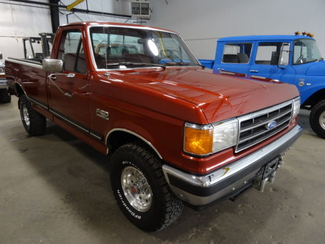 ford   xlt lariat edition rare mint