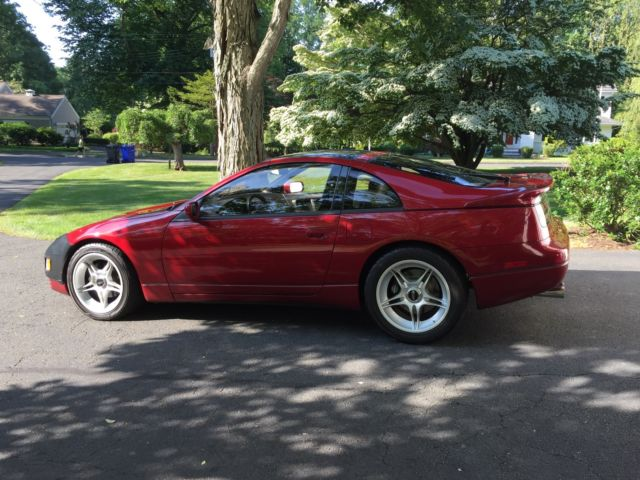 1990 Nissan 300zx Twin Turbo Only 93k For Sale In Hartford
