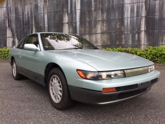 1990 Nissan S13 SILVIA RHD 180sx 240sx