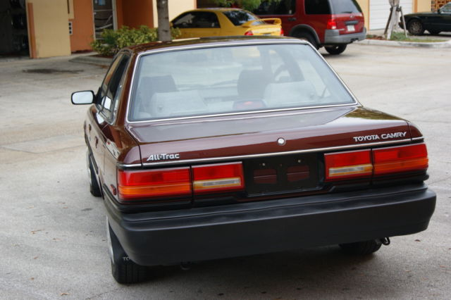 1990 toyota camry all trac all wheel drive awd for sale in north miami beach florida united. Black Bedroom Furniture Sets. Home Design Ideas