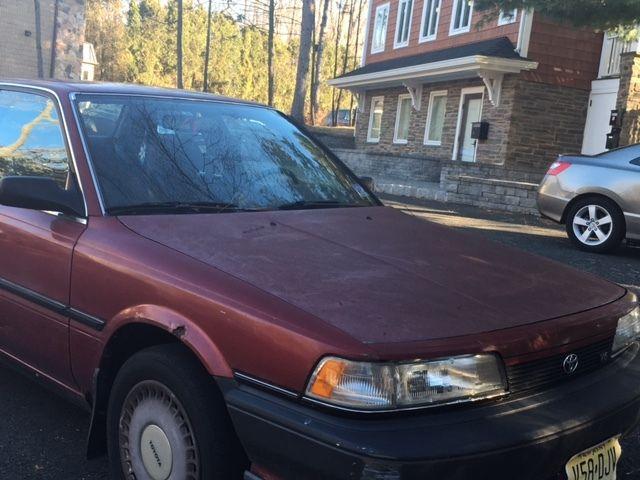 1990 toyota camry dlx sedan 4 door 2 5l for sale in wayne for Motor vehicle wayne nj phone number