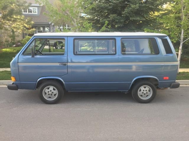 1990 vw volkswagen vanagon for sale in alpine utah united states. Black Bedroom Furniture Sets. Home Design Ideas