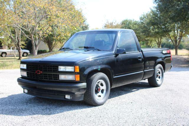 1991 Chevrolet 454 SS **23K original miles** C1500