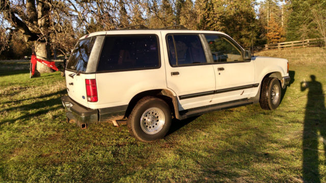 1991 ford explorer xlt 4wd for sale in grass valley california united states. Black Bedroom Furniture Sets. Home Design Ideas