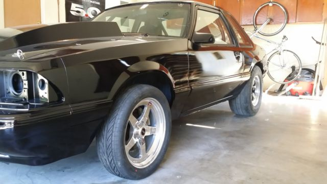 1991 mustang coupe notch fox body notchback foxbody for sale in o 39 fallon illinois united states. Black Bedroom Furniture Sets. Home Design Ideas