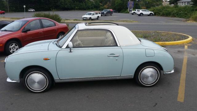 Nissan Figaro For Sale Usa