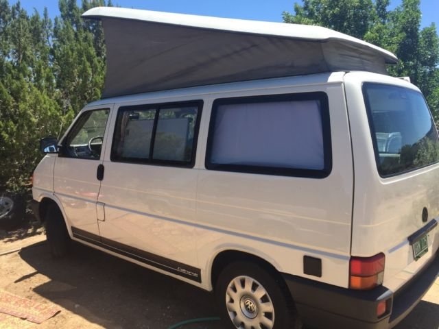 1991 Volkswagen Eurovan Diesel Westfalia Camper VW Bus Diesel