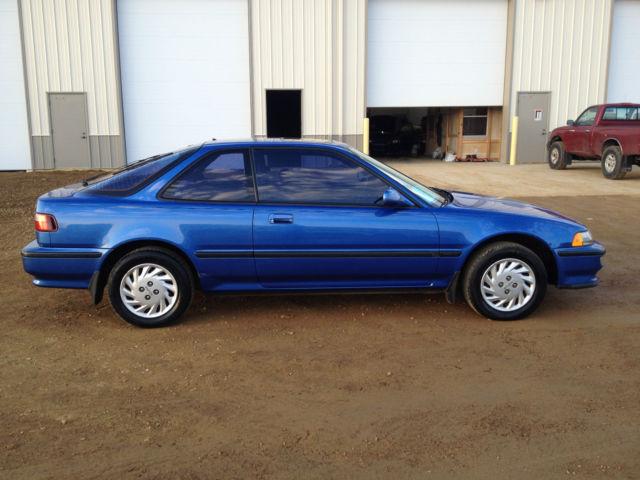 1992 Acura Integra LS Hatchback 3 Door 18L For Sale In Tea South