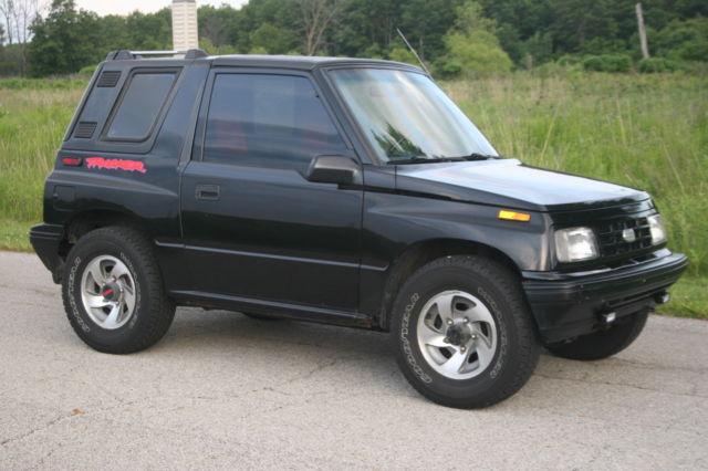 1992 Geo Tracker 4x4 Automatic Hard Top...like Suzuki ...