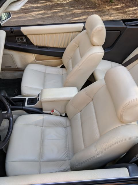 1992 Infiniti M30 Convertible For Sale In New Egypt New Jersey