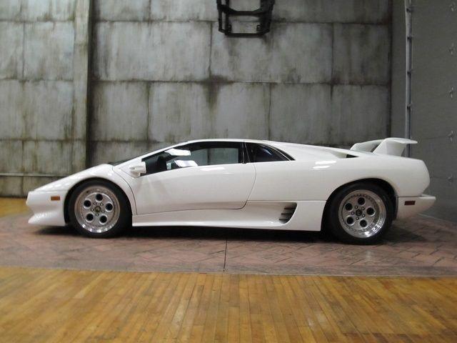 1992 Lamborghini Diablo Coupe White White Offers Trades Considered