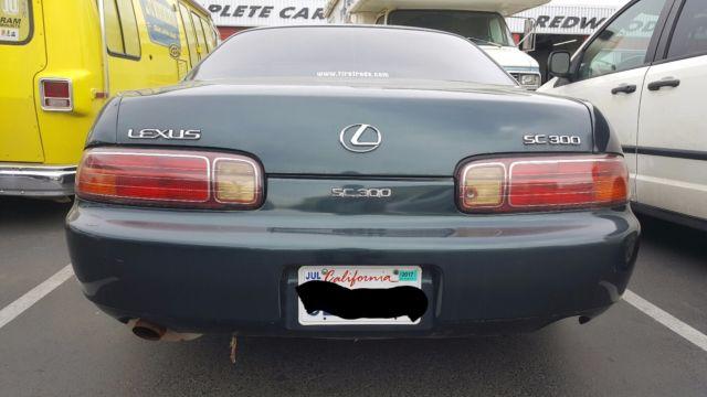 1992 Lexus SC300 2JZGTE 5 Speed S366 Turbo for sale in