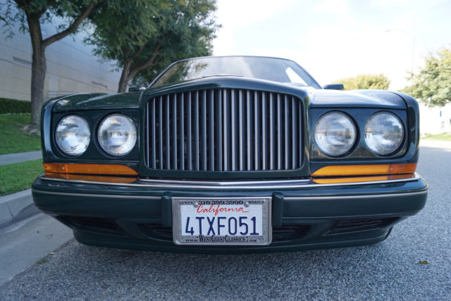 1993 Bentley Continental R For Sale For Sale In Torrance