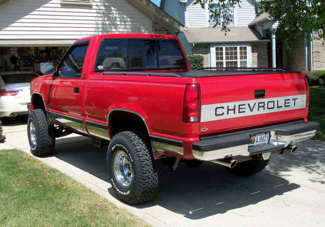 1993 chevrolet k 1500 silverado reg cab short box for sale in avon indiana united states. Black Bedroom Furniture Sets. Home Design Ideas
