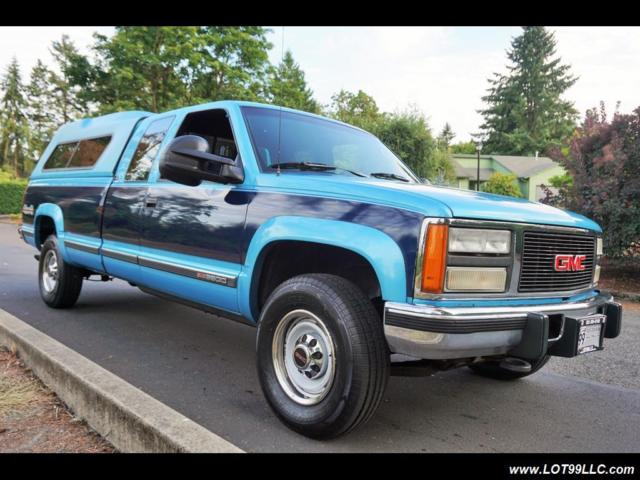 1993 gmc sierra 3500 k3500 6 5 turbo diesel 4x4 1 owner automatic 2 door truck for sale in. Black Bedroom Furniture Sets. Home Design Ideas