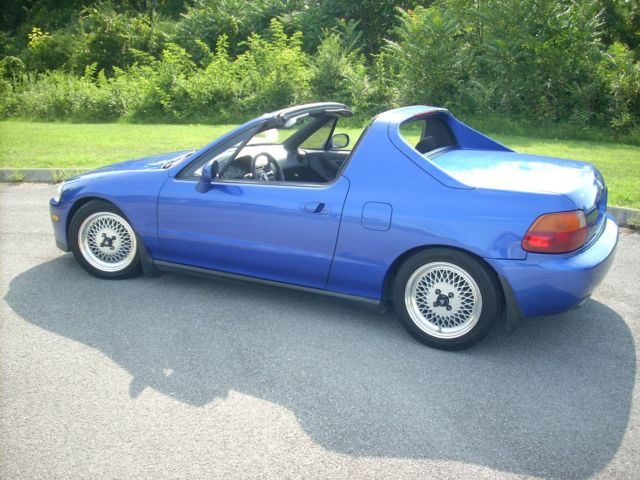 1993 Honda Del Sol Si Crx Rare Jdm Civic For Sale In Morristown