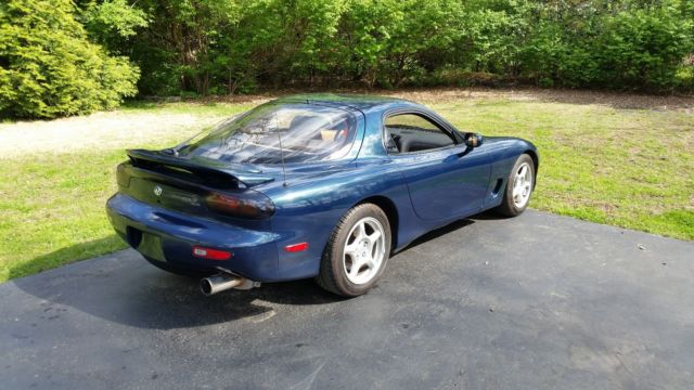 1993 mazda fd rx 7 touring montego blue for sale in chesterfield missouri united states. Black Bedroom Furniture Sets. Home Design Ideas