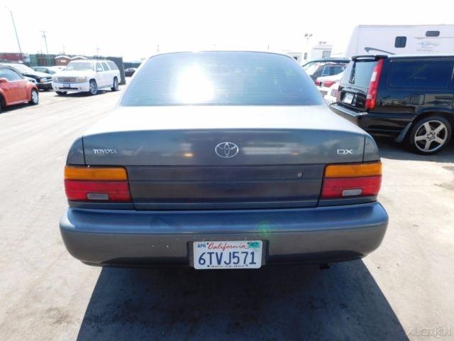 1993 Toyota Corolla Deluxe Used 1 6L I4 16V Automatic Sedan NO