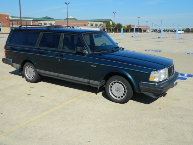 1993 Volvo Station Wagon 240 for sale in Katy, Texas, United