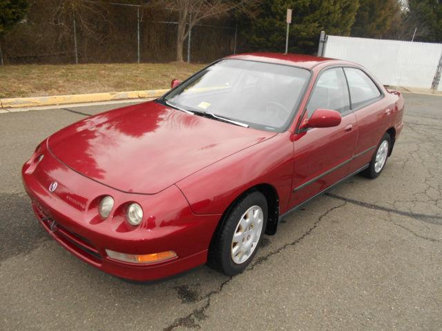 Acura Integra LS Sedan Door L Manual Transmission For Sale - Acura integra manual transmission