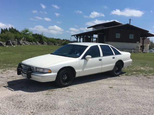 1994 chevrolet caprice 9c1 police and parts inventory for sale in 1994 chevrolet caprice 9c1 police and parts inventory for sale in san marcos texas united states publicscrutiny Images